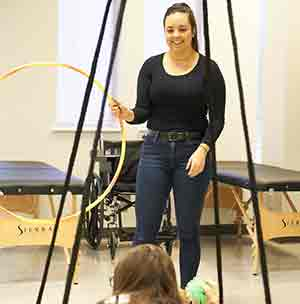 Le Moyne College Occupational Therapy Students