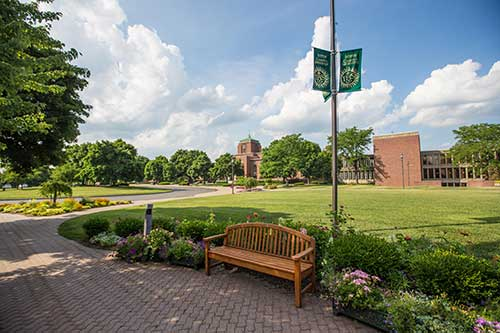 The Le Moyne College Campus