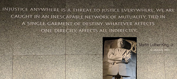 Dr. Martin Luther King, Jr., Memorial