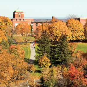 Le Moyne College Campus
