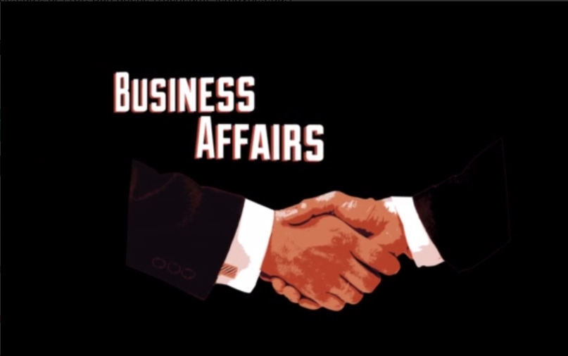 Business Affairs Film