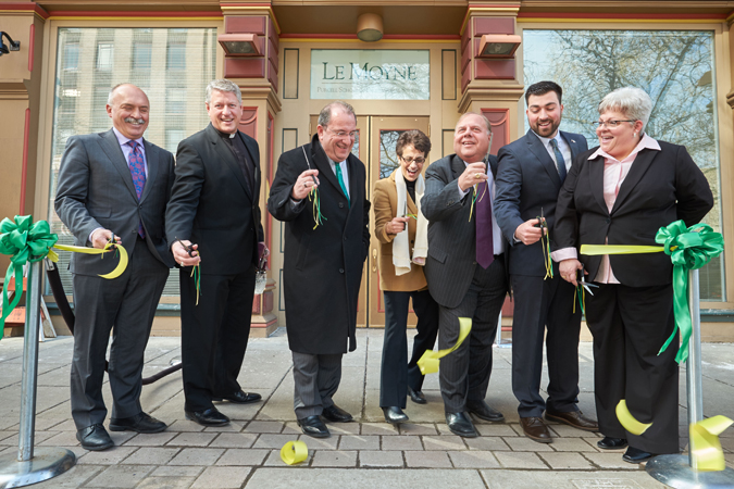 Le Moyne Opens Occupational Therapy Space