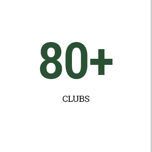 Le Moyne College students can participate in 80+ clubs
