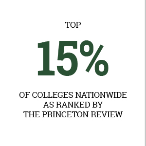 Le Moyne College has been named a best value school US News