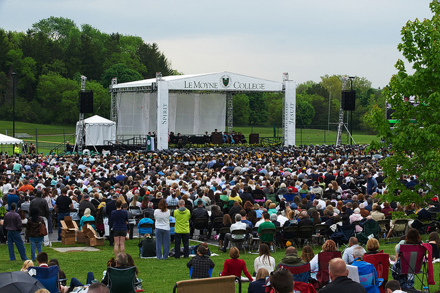 Le Moyne College Commencement